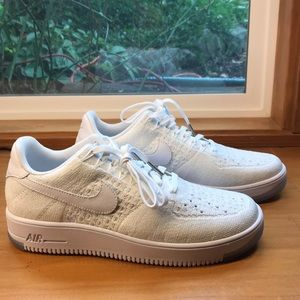 Nike Fly Knit Air Force 1